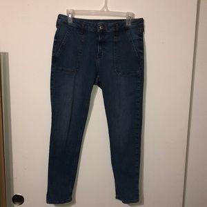 Old Navy RockStar Skinny Ankle Jean.